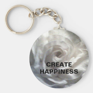 CREATE HAPPINESS KEY CHAINS