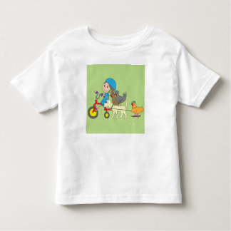 Create Happiness Toddler Tshirt (Green)