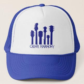 CREATE HARMONY TRUCKER HAT