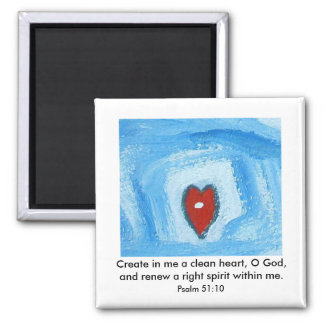 CREATE IN ME - 1118 2 INCH SQUARE MAGNET