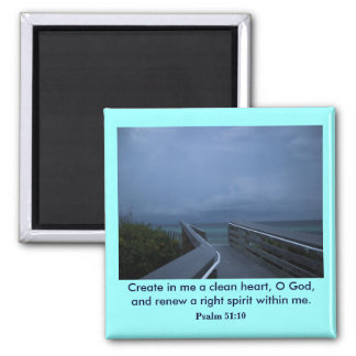 CREATE IN ME 2 INCH SQUARE MAGNET