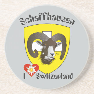 Create-live Switzerland beer covers Drink Coaster