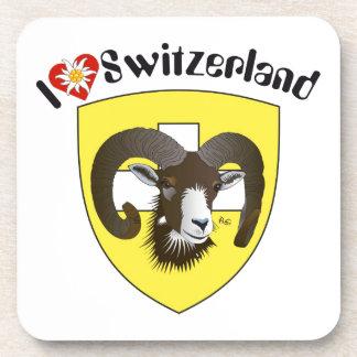 Create-live Switzerland cork reductors Coaster