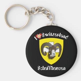 Create-live Switzerland key supporters Keychain