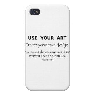 Create my own add art photos myself iPhone 4/4S cover