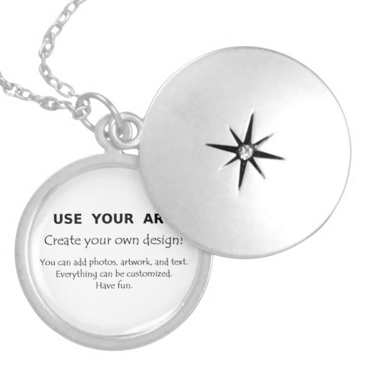Create my own design it myself use my art photos necklaces