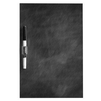 Create  own chalkboard designs - add text pics etc Dry-Erase board