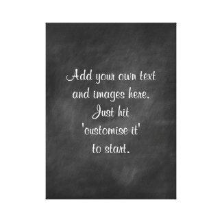 Create own chalkboard wall art - menu,sign,proverb