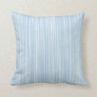 Create Own Personalized Gift |Baby Blue Watercolor Throw Pillow