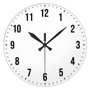 design your own wall clocks zazzle