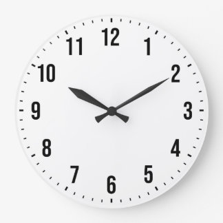 Create Personalize Design Your Own Custom Large Clock