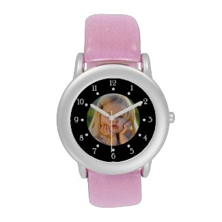 Create Watch With Photo (Put Any Photo You Like)