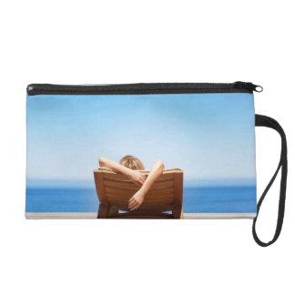 Create You Own Photo Wristlet Bag