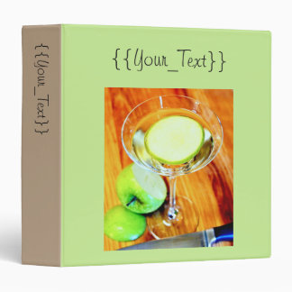Create Your Cocktail Drinks Binder