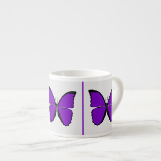 Create Your Color Amazon Butterfly Expresso Cup