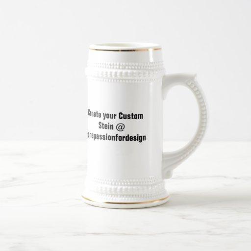Create Your Custom Stein Mug