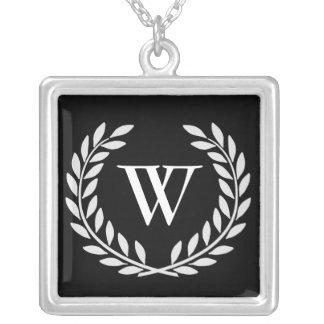 Create Your Decorative Monogram Jewelry