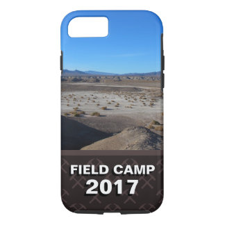 Create Your Geology Field Camp Photo iPhone 7 Case