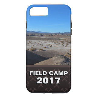 Create Your Geology Field Camp Photo iPhone 7 Plus Case
