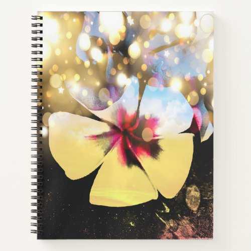 Create your masterpiece notebook