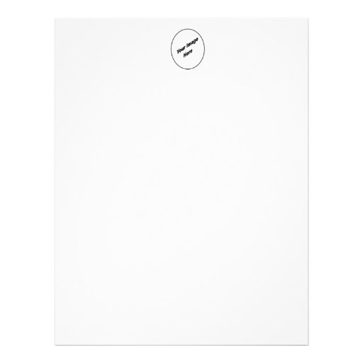 Create Your One Of A Kind Letterhead