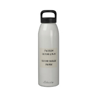 Create Your Own 100 BPA FREE Aluminum Water Bottl Drinking Bottles