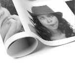 "Create-Your-Own 10-Photo Collage Gift Wrap<br><div class=""desc"">Cuustomizable Wrapping Paper</div>"