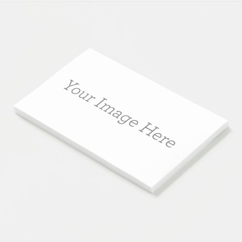 """Create Your Own 10""""x6"""" Post-it® Notes"""