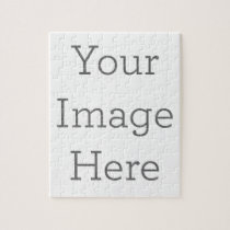 Create Your Own 110 Piece Puzzle
