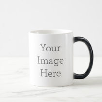 Create Your Own 11oz Color Changing Mug