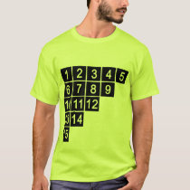 Create Your Own 15 Instagram Photo T-Shirt