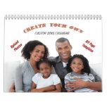Create Your Own 2016 Custom Calendar