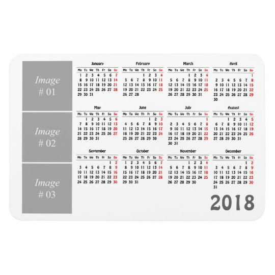 Create Your Own  Calendar Magnet  ZazzleCom