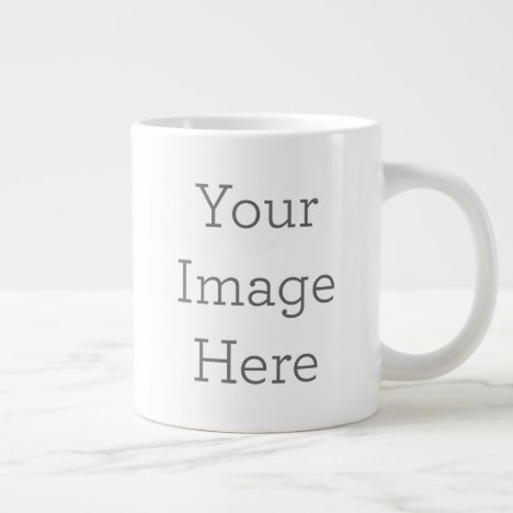 Create Your Own 20oz Jumbo Coffee Mug