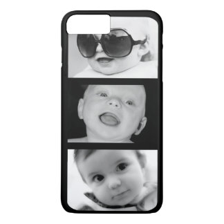 Create-Your-Own 3 Photo iPhone 7 Plus Case