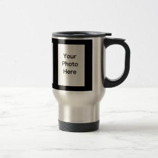 Create Your Own 3-Photo Upload Travel Mug