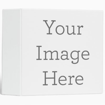 create your own 3 ring binder zazzle com