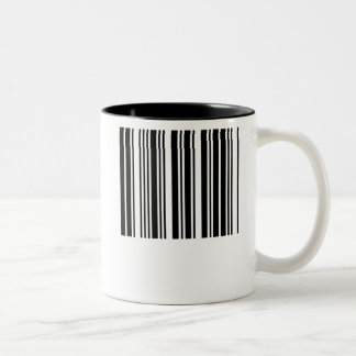 Create Your Own 4 Letters Black Two-Tone Coffee Mug