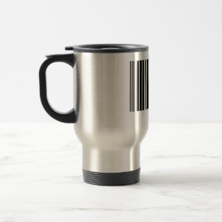 Create Your Own 5 Letters Travel Mug