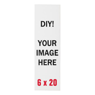 Create Your Own 6 x 20 Wall Panel Ver 6