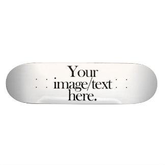 "Create Your Own 8 1/2"" Skateboard"