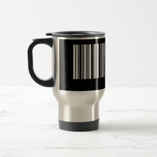 Create Your Own 8 Letters White 15 Oz Stainless Steel Travel Mug