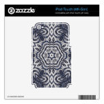 Create your own Abstract Electronic Device Decal Skin For iPod Touch 4G