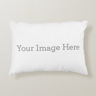 Create Your Own Accent Pillow at Zazzle