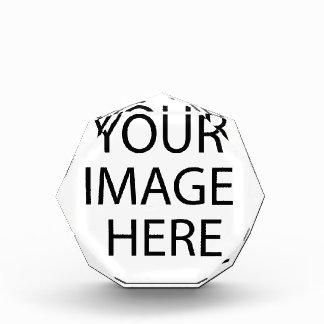 Create Your Own :) Acrylic Award