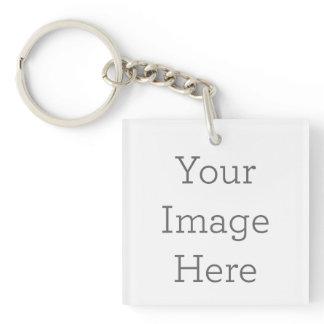 Create Your Own Acrylic Keychain
