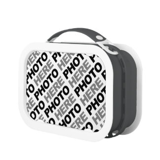 Create Your Own Add Photo Lunch Box