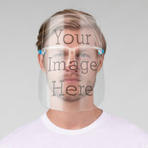 Create Your Own Adult Face Shield