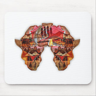 Create Your Own Africa Mouse Pad