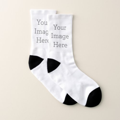 Create Your Own All_Over_Print Socks